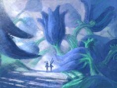 Fairytopia Places - Concept Art by Walter Martishius Barbie Fairytopia, History Major, Disney Artwork, Barbie Movies, Childhood Memories, Peonies, Old School, Pixie, Concept Art