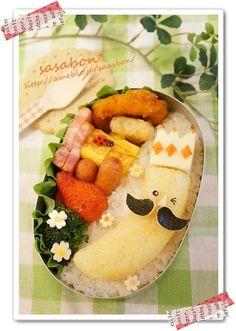 「女の子のお弁当(キャラ弁)」の画像 ずぼらな主婦キャラ弁にはまるっ!!の巻  Ameba (アメーバ)