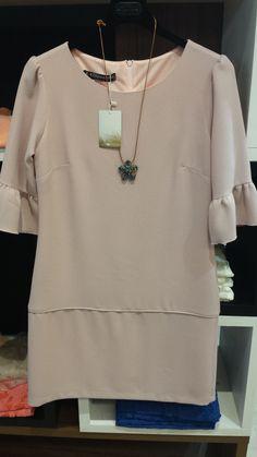 Vestido rosa colección especial Old Taylor - Nuria Vilardaga. Antes 74.90€ - Ahora 44.90€