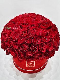 Flowerbox sa 101 ružom.