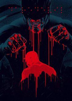 Today's Marvel Announcement Daredevil has been canceled on Netflix. Netflix Marvel Series, Marvel Films, Marvel Art, Marvel Heroes, Netflix Daredevil, Marvel's Daredevil, Dojo, Daredevil Matt Murdock, Defenders Marvel