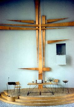 Protestant church, Expo '58