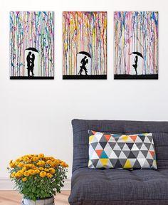 Tempest en Impression sur toile par Marc Allante | JUNIQE