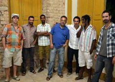 Grupo Sambalangandã faz roda no centro do Rio