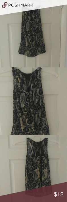 Adorable tank from Charolette Russe XS on label. Fits like xs-medium Charolette Russe Tops Tank Tops