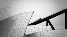 Concurso premia fotos que captam 'arte' em arquitetura global - BBC Brasil