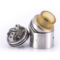 Wotofo Serpent BF RDA Tankfeatures two independent posts with four big hole for easy building. Block adapter supports for single coil build.Serpent BF RDA Tankprovides Ultem drip tip and 510 drip tip for options. Being a bottom feeding rebuildable dripper tank, this bottom feed contact pin is compatible with Squonk Box mod and regular box mod. With embedded deck design, no leaking issues.