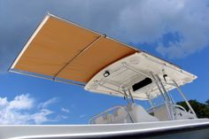 Center Console and Offshore Fishing Boats | SureShade