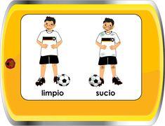learn opposites in spanish