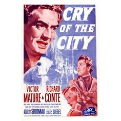 Cry Of The City U Canvas Art - (11 x 17)