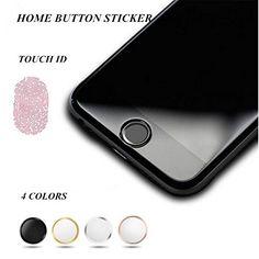Amazon.com: OWIKAR 4 Packs Home Button Sticker-Touch ID Button (Support Fingerprint Indentification System Touch ID) for iPhone 7 7 Plus 6S Plus 6S 6 Plus 6 5S SE iPad mini 3, iPad Air 2, iPad Mini 4: Cell Phones & Accessories | @giftryapp