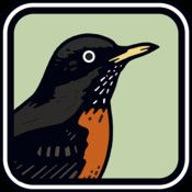Peterson Bird Field Guide iPhone app - Only 99 cents and corresponds with my favorite field guide.