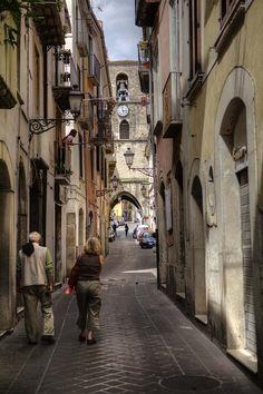Isernia, Italy.