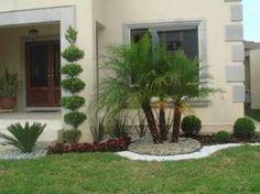 90+ Melhores Ideias de Jardim na frente da casa em 2020 jardim jardins pequenos paisagismo jardim