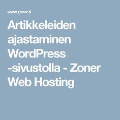 Kirjoitatko WordPress sivustollasi blogia, tai julkaisetko muuten vain ajankohtaisia uutisia / artikkeleja? Tiesitkö, että WordPressissä on sisäänrakennettuna fiksu ominaisuus, jolla kirjoitusten julkaisuajankohdan voi automatisoida?