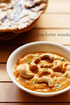 kaju butter masala - restaurant style recipe of cashews in a rich, creamy gravy.  #indian food #indianrecipes
