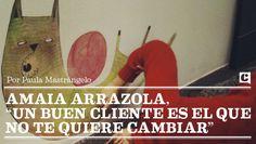Amaia Arrazola, ilustradora multidisciplinar por @Paula Mastrangelo   @amaiaarrazola