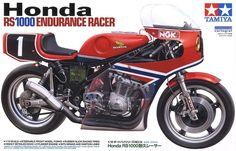 Tamiya 14014 1 12 Scale Motorcycle Model Kit Honda RS1000 Endurance Racer | eBay