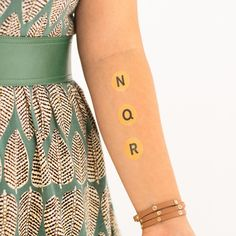 New York City Subway / 43 Rad Tattoos To Pay Tribute To Your Favorite Place (via BuzzFeed)
