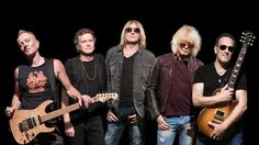 "Def Leppard's Joe Elliott on Taylor Swift, Donald Trump and Eighties Pride  /  Hear ""Let's Go,"" first single from new self-titled LP"