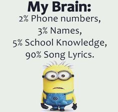Sharing with you the best minions memes lol your daily dose of fun, Below are 20 popular funny minions memes hope you will enjoy them at your best. Funny Minion Pictures, Funny Minion Memes, Funny School Jokes, Minions Quotes, Really Funny Memes, Stupid Funny Memes, Funny Relatable Memes, Funny Facts, Funny Shit