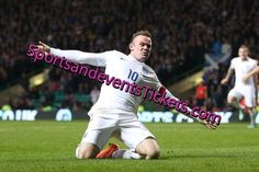 Three Lions captain Wayne Rooney has been voted England's player of The played in every one of the 13 of England's matche. Football Updates, England Players, Wayne Rooney, Most Popular Sports, 29 Years Old, Lions, Goals, Lion