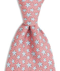 Starfish Tie (for the guys)