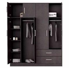 Modern Home Decor Bedroom Wardrobe Door Designs, Wardrobe Design Bedroom, Wardrobe Furniture, Wardrobe Cabinets, Bedroom Furniture Design, Wardrobe Doors, Wardrobe Closet, Closet Designs, Closet Bedroom