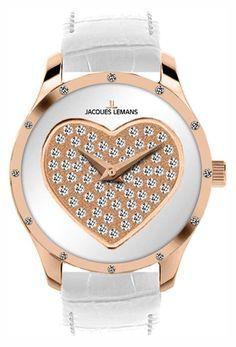 Jacques Lemans Armbanduhr  Rome 1-1803D versandkostenfrei, 100 Tage Rückgabe…