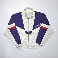 Vintage ELLESSE Track Jacket / Vintage ELLESSE Windbreaker /