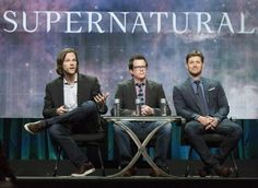 'Supernatural' Season 11 Spoilers: Executive Producer Jeremy Carver Teases New Season's Storyline And 'The Darkness' Supernatural Season 11, Supernatural Actors, Jensen Ackles Supernatural, Mark Of Cain, Ruth Connell, Rob Benedict, Cw Tv Series, Interesting News, Crowley