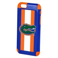 Florida Gators NCAA TPU Dual Hybrid 2 Piece AI6 iPhone 6 Cover