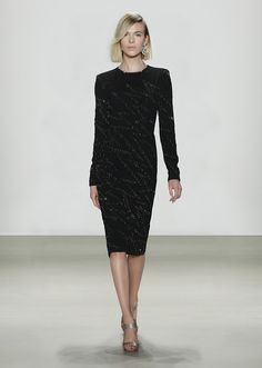 Jenny Packham RRD161M - AW16 Catwalk - Collection - Ready To Wear