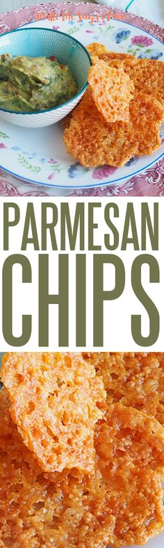 If you quit sugar it's important to have a choice of go to snacks to get you through any cravings or moments of weakness. These parmesan crisps are perfect! Guacamole Hummus, Parmesan Chips, Tapenade, Savory Snacks, Low Carb Diet, Lust, Cravings, Crisp, Sweets