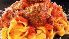 Bella Notte Spaghetti Recipe | The Chew - ABC.com
