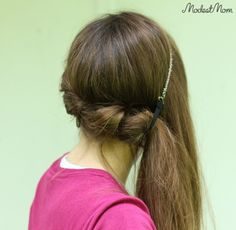 DIY Hairstyle tutorial - How to Style A Side Braids And Make It Look Amazing!