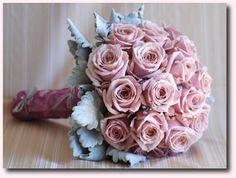 LOVE ♥ beautiful pink cream vintage rose and peonies bouquet Pink Rose Bouquet, Purple Bouquets, Pink Roses, Wedding Bouquets, Wedding Flowers, Peonies Bouquet, Dusty Pink Weddings, Dusty Rose Wedding, Grey Weddings