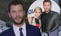 Chris Hemsworth remains coy on Liam and Miley's reported engagement