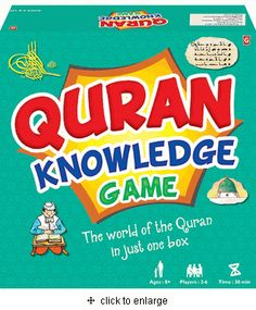 Quran Knowledge Game : Ages 8+