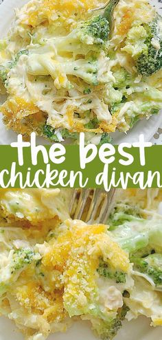 My Mom's recipe for Chicken Divan is a simple and comforting side dish perfect for Thanksgiving. Foodtastic Mom #chicken #chickendivan Chicken Divan Casserole, Casserole Dishes, Casserole Recipes, Recipes Using Rotisserie Chicken, Baked Chicken Recipes, Chicken Divan Recipe Easy, Pasta, Cooking Recipes, Turkey Recipes