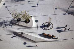 Landhausplatz | Eduard Wallnöfer Platz by LAAC