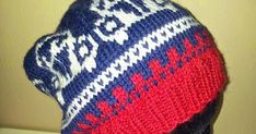 Har i det siste blitt mye marius og var derfor litt artig å lage denne baggy-lue med inspirasjon av marius. Jeg har strikket den i sportsra... Trends, Knitted Hats, Beanie, Knitting, Fashion, Breien, Projects, Moda, Tricot