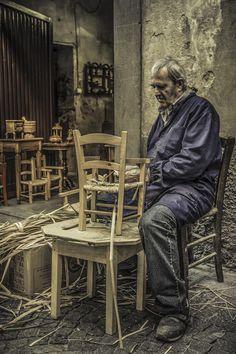 L'artigiano di Simona Capriani