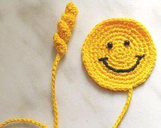 Crochet ideas de regalos de monster de marcador para por ElenaGift