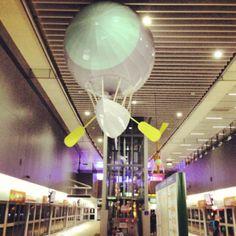 捷運松山機場站 MRT Songshan Airport Station 場所: 松山區