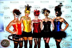 Trade show Body Paint