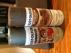 These Are The Two Spray Paints I Use To Achieve Alot Of Antique Finishes Hammered A Pewter Or Aged Tin Look While Multicolor