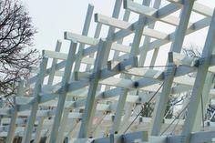Pabellón para el jubileo de la ciudad  / J. Mayer H. Architects