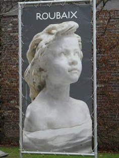 Exhibition of works by Camille Claudel. roubaix-lapiscine.com
