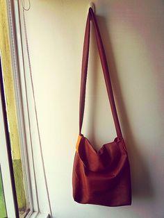 DIY Leather Bag